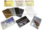 October Revolution! Colorful printing metal business card