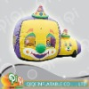 Cute Bug Inflatable Play Tunnel in Toys & Hobbies