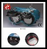 high quality welding goggle 50MM round lens