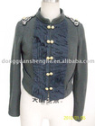 Lady Fashion brand US new jackets factory 2012 maker
