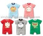 Cute Animal Summer Romer Children Clothes