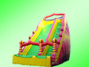 High PVC slide