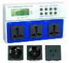 Digital programmable timer with 3 way
