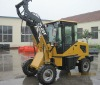 Mini wheel loader ZL08F with Changchai L28 engine