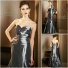 JM0179 Sweetheart Slivery Mother Of The Bride Dresses With Jacket