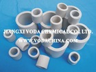 Ceramic Raschig Ring Packing for cooling tower packing (16mm 25mm 50mm 76mm 100mm)