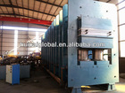 STEEL WIRE ROPE CONVEYOR BELT PRESS