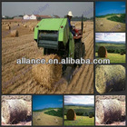 Best selling!! grass bale machine