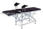 gynaecological bed