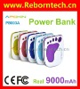 Universal Apokin Mobile Power Bank 9000mAh PB003A For iPad iPhone Tablet PC