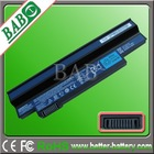 Replacement laptop battery for ACER UM09H73