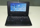 7 inch VIA 8850 android mini laptop with WIFI and HDMI