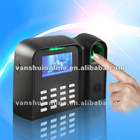 fingerprint reader support Wi-Fi communication