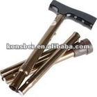 Foldable Walking Stick-PP Handle