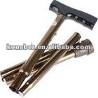 Foldable Walking Stick-PP Handle