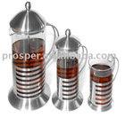 stainless steel french press 300/600/800/1000ml