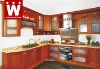 North American solid wood Kitchen cabinets
