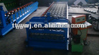 TY 29-190-950 automatic painted steel sheet glazed tiles roof panel roll forming machinery in China