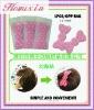 Velcro hair patch