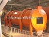 CE approved roller organic fertilizer coating machine