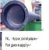 NII-type joint pipe