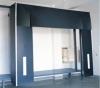 Mechanical Door Shelter