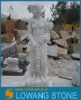 white marble beauty sculpture