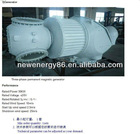 50KW pitch control permanent magnet PLC control wind generator