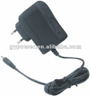 4.5W AC/DC Switching emergency phone charger Adapter with Interchangeable CE/UK/SAA/UL Plug, OEM Orders are Welcome
