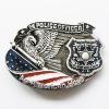 Belt Buckle (American Hero Police)