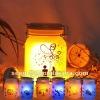 Amazing pretty solar glass candy jar(solar candy jar)