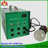 5W-30W home use mini solar power plant