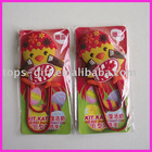 PVC bookmark clip
