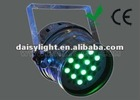 140W High Power LED Par Light(36*3w, RGB 3in1)
