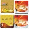new PVC plastic card eco-friendly card