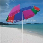 beach outdoor promotion parasol for pool