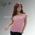 2012 summer womens new fashionable casual lace tank top