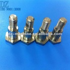 Stainless steel wheel lock bolts ,wheel bolt hino truck