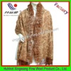 Fashion rabbit fur shawl