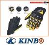 Motorcycle full finger gloves