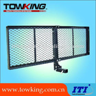 steel hitch cargo carrier