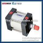SCQA series standard pneumatic piston cylinder price (MCQA type)