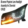 cruze headlight assembly