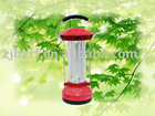 2011 new product portable lamp with solar panel