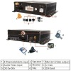 mobile dvr for vehicle