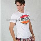 Fahion Men's T-shirt SK077