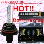 good quality plug and play power xenon hid kits h3 4300k 6000k 8000k 10000k 12000k 25000k