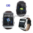 "2012 Newest GPS Watch Phone G10 With 1.5"" TFT Touch Screen"