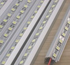 5050 rigid strip 60led/m white with CE ROHS