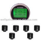 TPMS FOR TRUCK WITH EXTERNAL SENSORS
